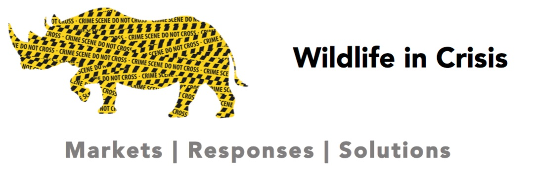 Wildlife in Crisis Seminar Series 2015