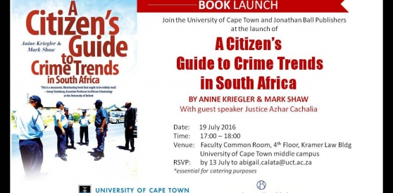 Essay on crime in south africa